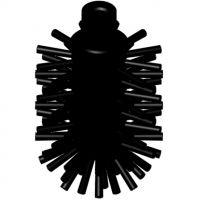 Oltens główka szczotki do WC zapasowa czarna 82900300