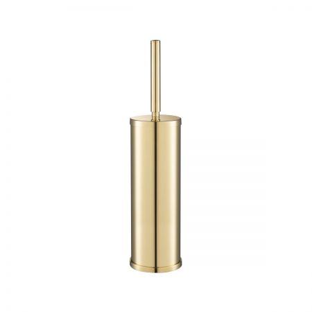 Oltens Gulfoss szczotka do WC stojąca złota  82001800