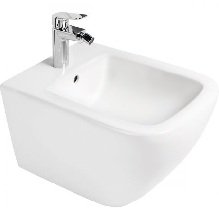 Oltens Vernal bidet wiszący biały 46002000