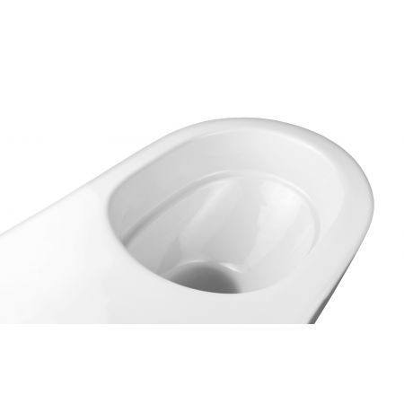 Oltens Jog miska WC wisząca PureRim